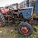 Derelict Tractor