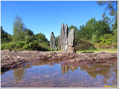Standing stones, always a little mysterious...