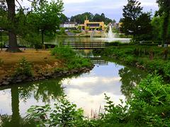Change pond