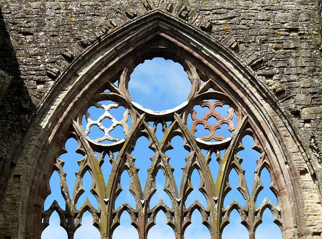 Tintern Abbey- West Window