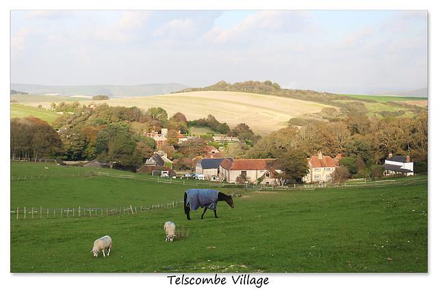 Telscombe Village  - East Sussex - 20.10.2015