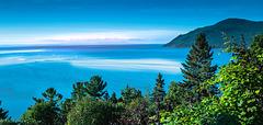 Baie St-Paul - Charlevoix - fin d'été 2015