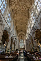 Bath Abbey (clickable PiP)