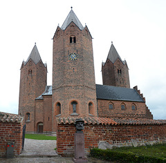 Denmark, The Church of Our Lady in Kalundborg