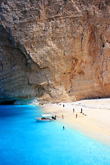 Navagio beach (Zakynthos)