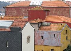 Couleurs et matières, Porto (Portugal)