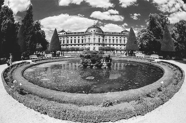 Würzburg fisheye