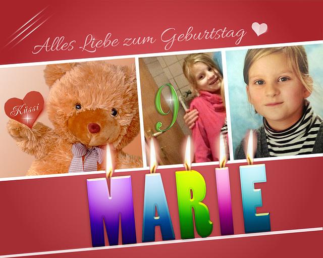 22.02. Happy Birthday dear Marie ♥