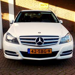 2011 Mercedes Benz C180