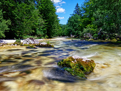 Am Fluss Savica  (PiP)