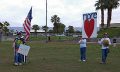 Palm Springs Gun Violence March (#0905)