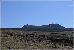 Le plateau , massif du Mézenc