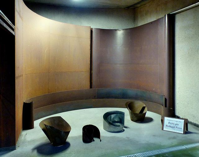 Spoleto - Richard Serra
