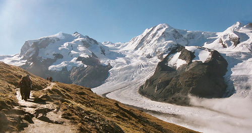 Monte Rosa en Liskamm