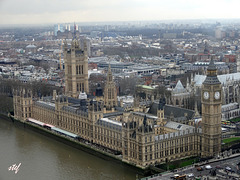 Big Ben and the Parlament (1 PiP)