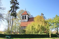 Steffenshagen, Dorfkirche