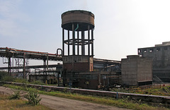 Steelworks tower