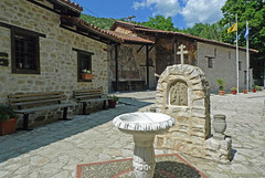 Greece - Kastoria, Monastery Panagia Mavriotissa