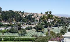 Golden Gate Natl Cemetery & I-280 (#0952)