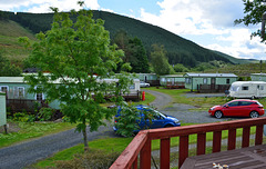 Angecroft Caravan Site B