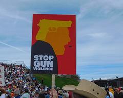Palm Springs Gun Violence March (#0909)
