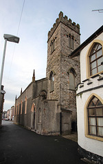 Former Roman Catholic Church, Fountain Street, Ulverston, Cumbria