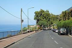 Funchal - Die Estrada Monumental
