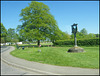 Woodcote village green