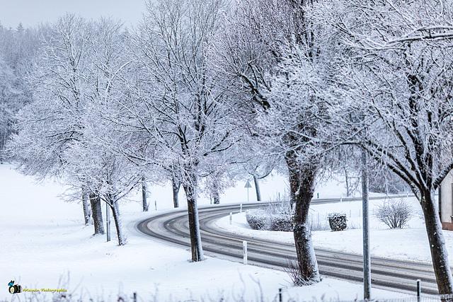 Neuer Schnee