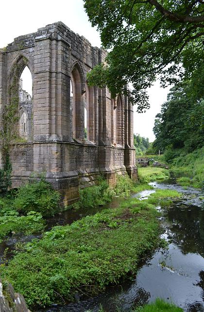 Fountains Abbey