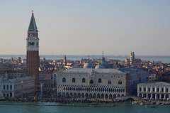 St Mark's Square and the Doge's Palace