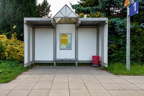 Am Bahnhof Kupfermühle // haltestelle-00840-co-29-05-16