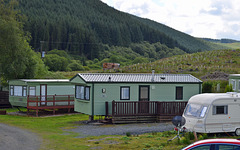 Angecroft Caravan Site A