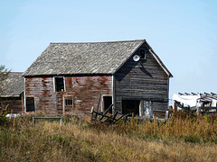 A new-to-me old barn