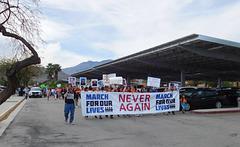 Palm Springs Gun Violence March (#0912)
