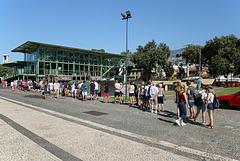 Funchal - Die Seilbahnstation (01)