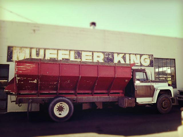 Muffler King