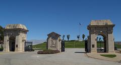 Golden Gate Natl Cemetery / New Deal (#0972)