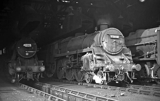 Manchester Patricroft Lancashire 5th June 1968