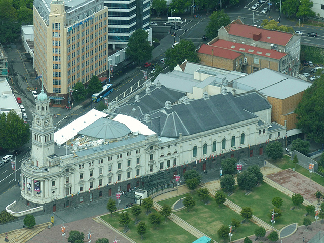 Auckland Town Hall - 22 February 2015