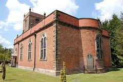 Church Minshull Church, Cheshire