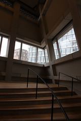 Tate modern staircase to level 4 - not PSed about with
