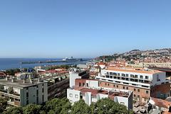 Funchal - Mit der Seilbahn von Funchal nach Monte (01)