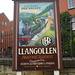Llangollen Railway poster.