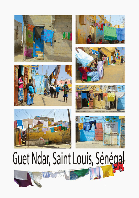 Affiche Guet Ndar