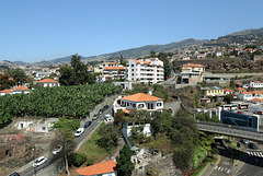 Funchal - Mit der Seilbahn von Funchal nach Monte (03)