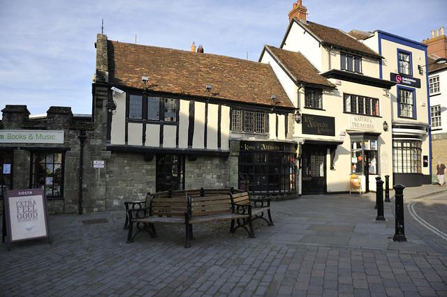King Alfred's Kitchen ~ Shaftesbury, Dorset