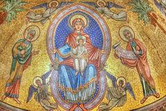 MONACO: Mosaïc de la Cathédrale Notre-Dame-Immaculée de Monaco