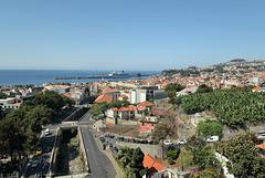 Funchal - Mit der Seilbahn von Funchal nach Monte (04)