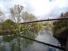 Shrewsbury.  Frankwell Bridge